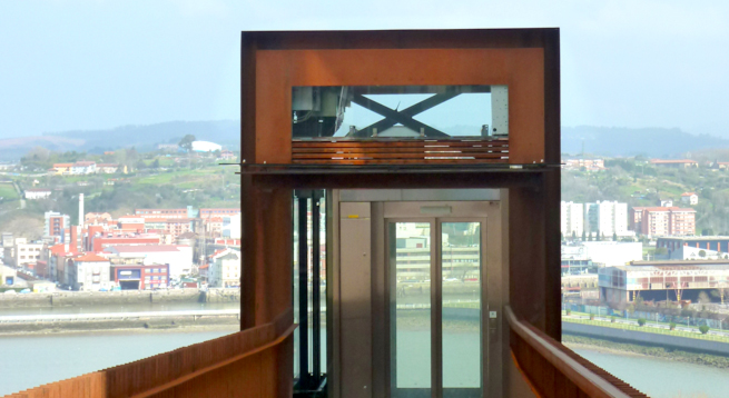 ascensor Txabarri